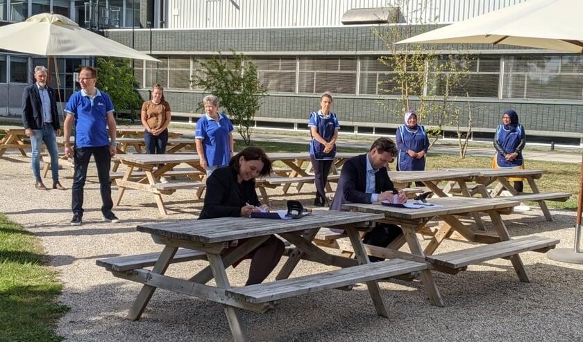 Pivot Park biedt medewerkers IBN volwaardige werkomgeving. (Foto: Van Assendelft Fotografie)