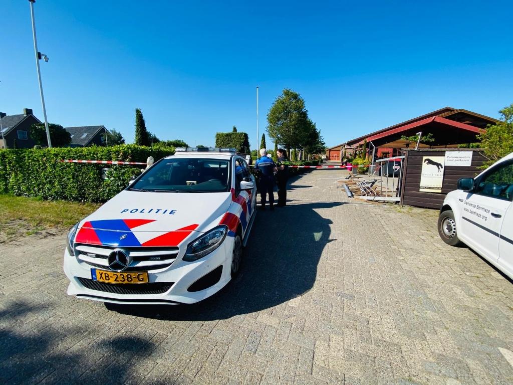 Foto:  © 112 Brabantnieuws