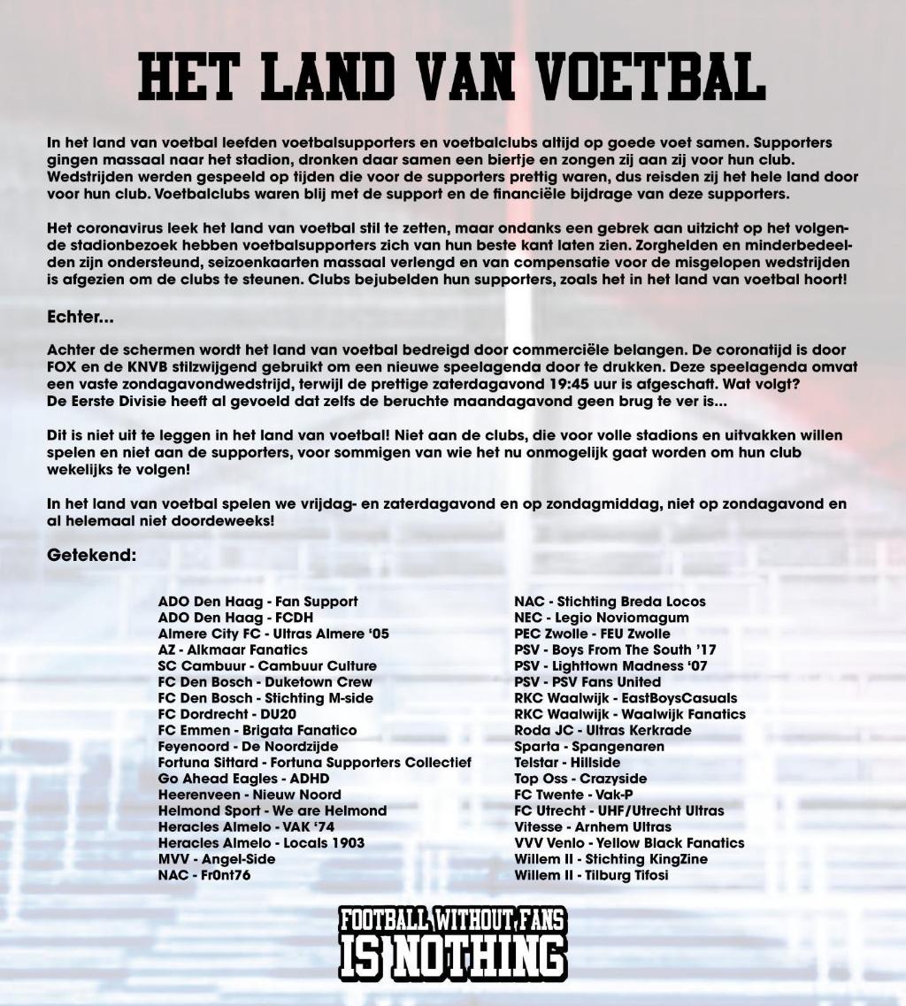 Het Land van Voetbal.  © Kliknieuws Oss