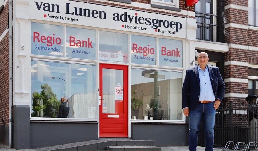 Gert-Jan Weijers van Van Lunen Adviesgroep. (foto: Karel ten Haaf, Ten Haaf Fotografie)