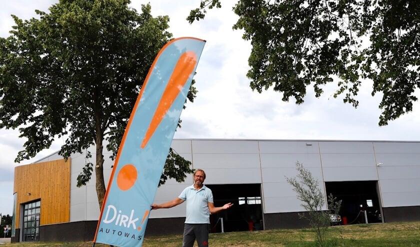 Bert Stiemsma van Dirk! Autowas. (foto: Karel ten Haaf, Ten Haaf Fotografie)