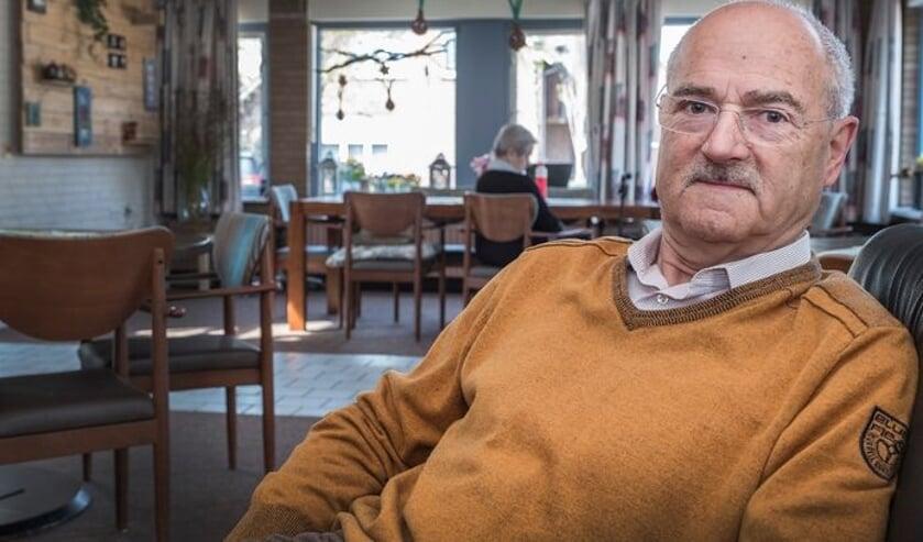 Henk Geene uit Wanroij: Ouderen verzekeren van zorg.