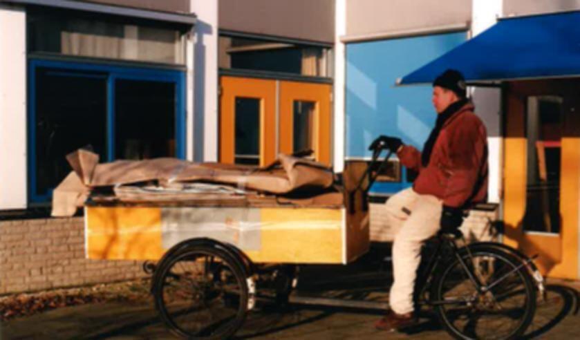 De cliënten en medewerkers van Dichterbij hopen deze fiets snel weer terug te zien.