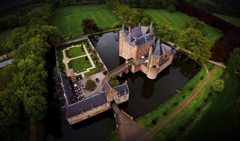 Kasteel Heeswijk is de mythische locatie waar In The Garden gehouden gaat worden.