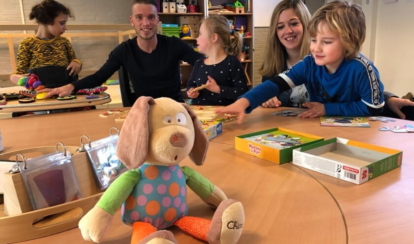 Dagelijks zijn er kinderen met een beperking in de LIZ-klas op Sterrenschool EigenWijs in Middelaar. (Foto: SBS 6)