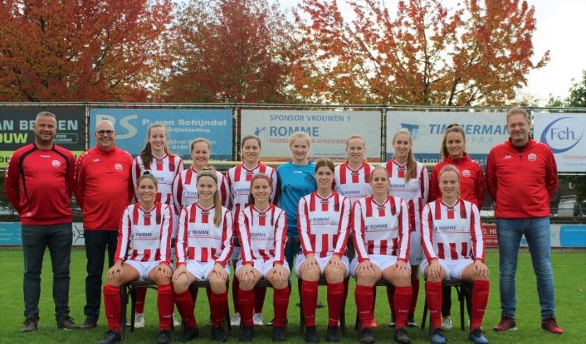 De vrouwen van Nooit Gedacht. (Foto: www.nooitgedachtgeffen.nl)