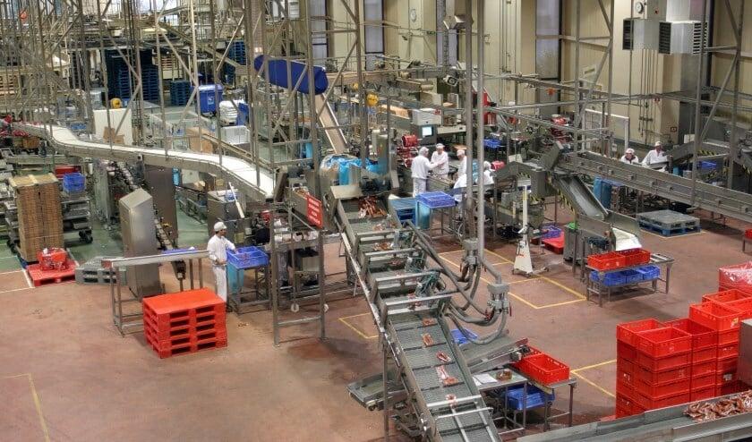 Een van de fabrieken van Unox.