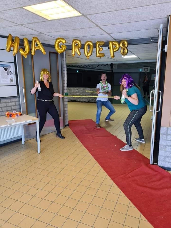 Afscheid van basisschool in grootste theater van de regio Foto:  © Kliknieuws Oss