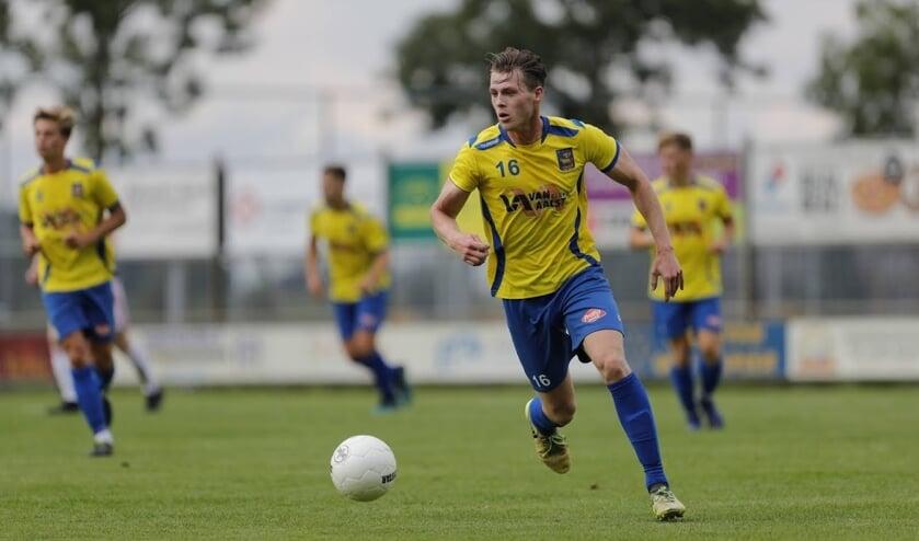 O.S.S.'20 - Ajax amateurs. (Foto: Jeroen Engelen)