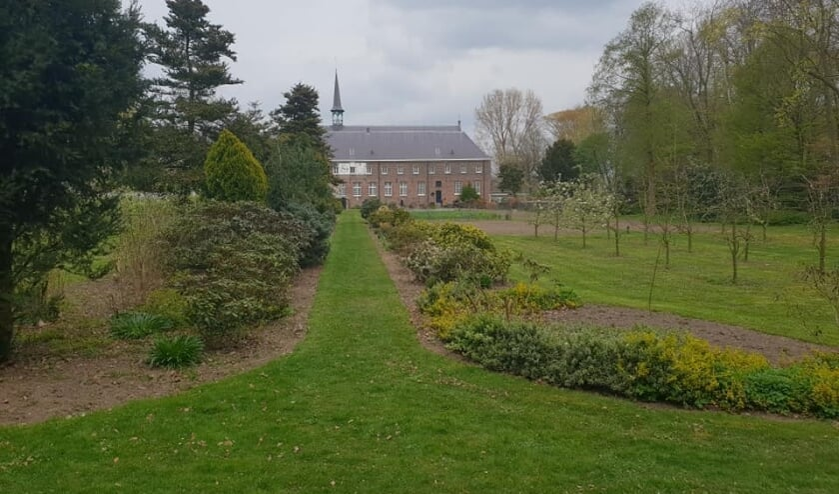 Het Emmausklooster bij Velp, misschien wel het stilste plekje van Nederland.