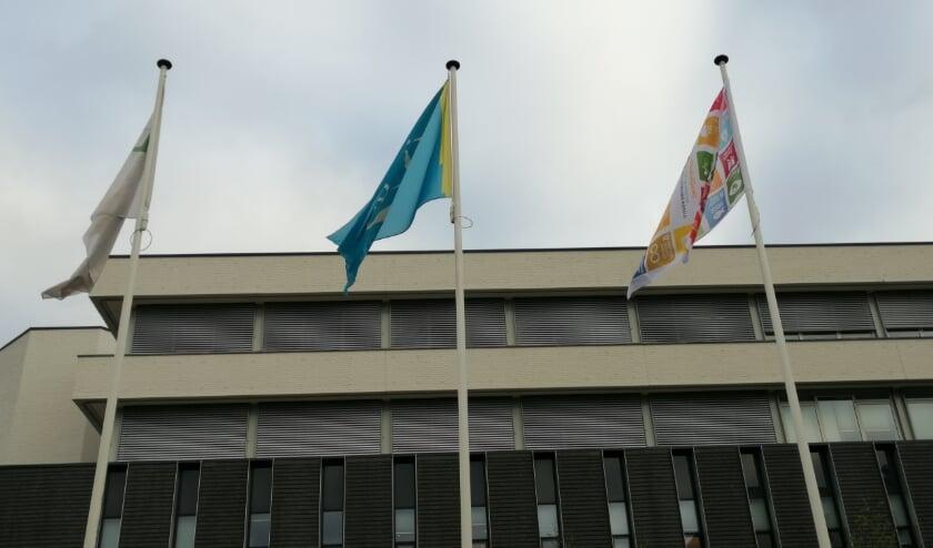 <p>Het Osse gemeentehuis.</p>