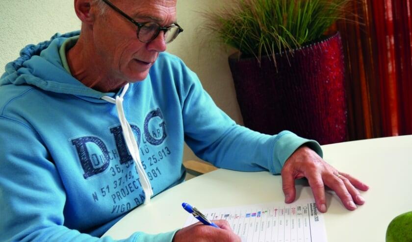 Doneren kan dit jaar zowel online als via het invulformulier. (foto: Thijmen van Loenen)