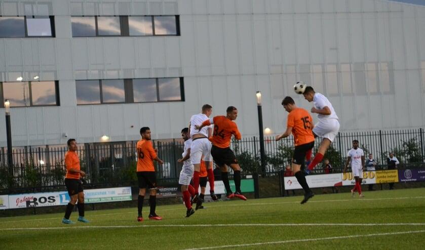 SIOL en JVC Cuijk speelden met 1-1 tegen elkaar gelijk.