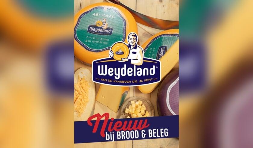 Brood en Beleg Oss verkoopt kazen van Weydeland.