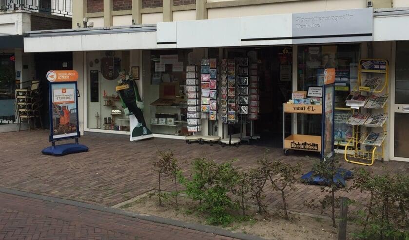 De laatste Verbakelwinkel aan het Bolkenplein gaat verdwijnen.
