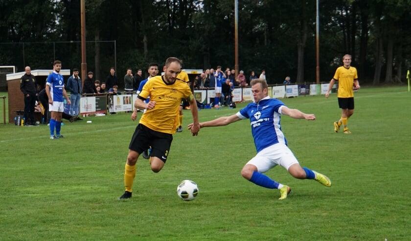 <p>Vorstenbossche Boys tegen FC de Rakt. (Foto: Marion vd Ven)</p>