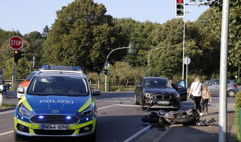 Over de precieze oorzaak van het ongeluk is nog niets bekend.