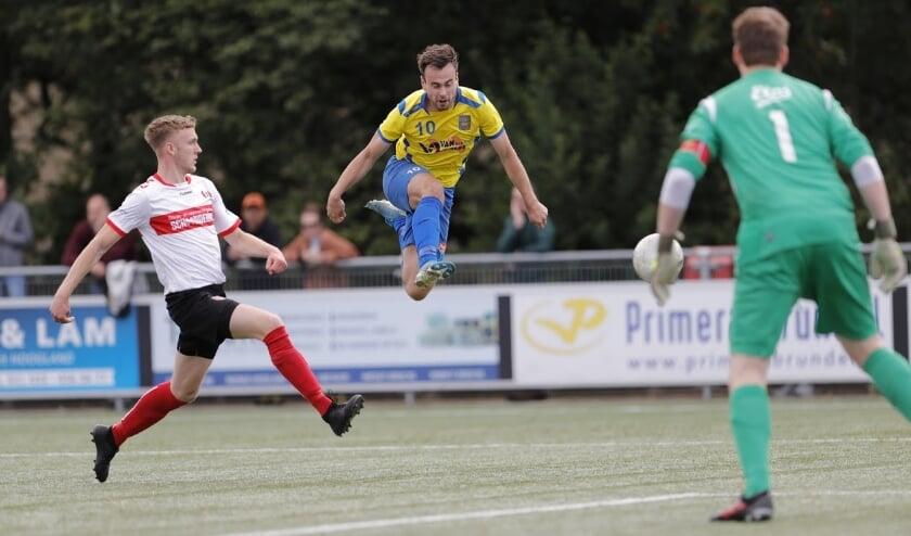 O.S.S.'20 won van Hoogland. (Foto: Jeroen Engelen)