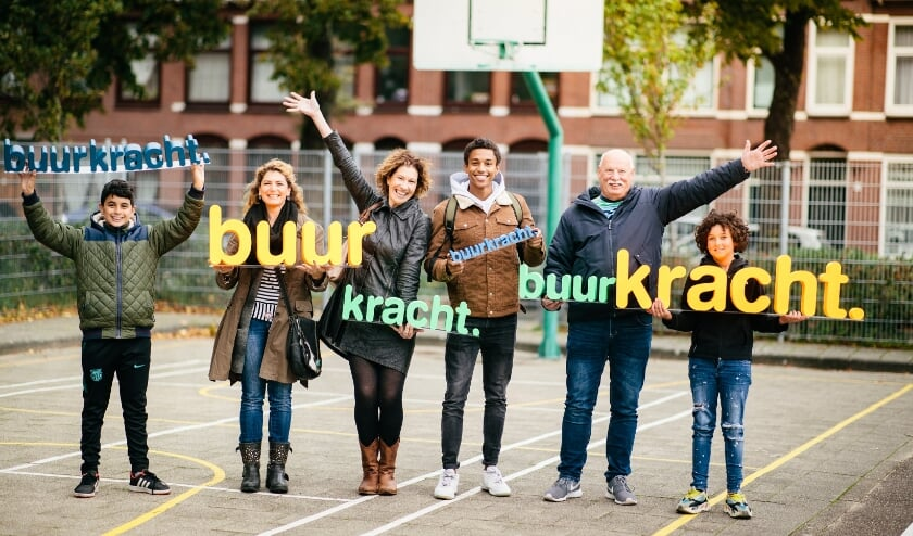 Stichting Buurkracht gelooft in de kracht van buren.