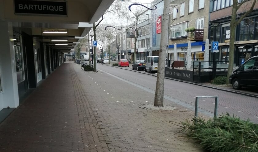 <p>Het Osse centrum.</p>