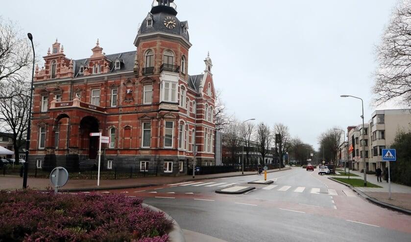 De Raadhuislaan. (Foto: Hans van der Poel)