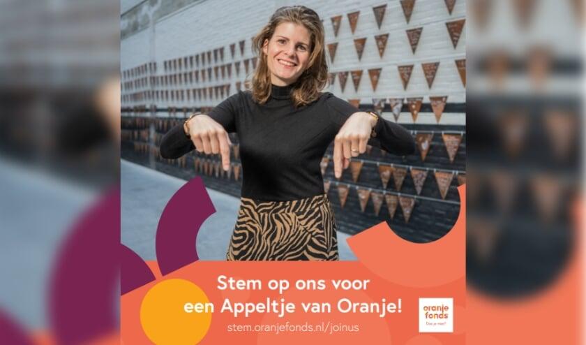<p>De Beugense stichting maakt kans op een Appeltje van Oranje 2021.</p>