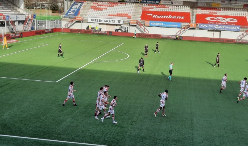 <p>TOP Oss - Almere City FC.</p>