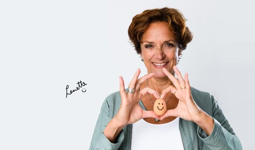 Lenette van Dongen (Foto: Annemieke van der Togt)
