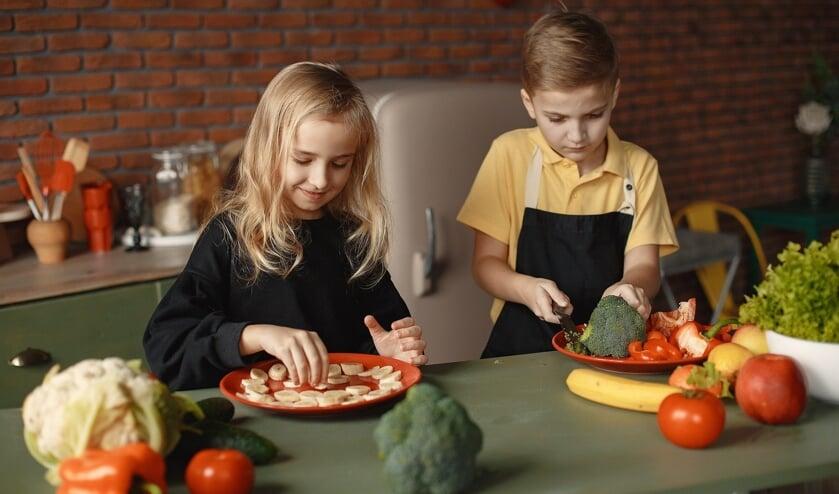 <p>Kinderen bewust maken van gezond voedsel, dat is iets wat Keukenkanjers wil bereiken.</p>