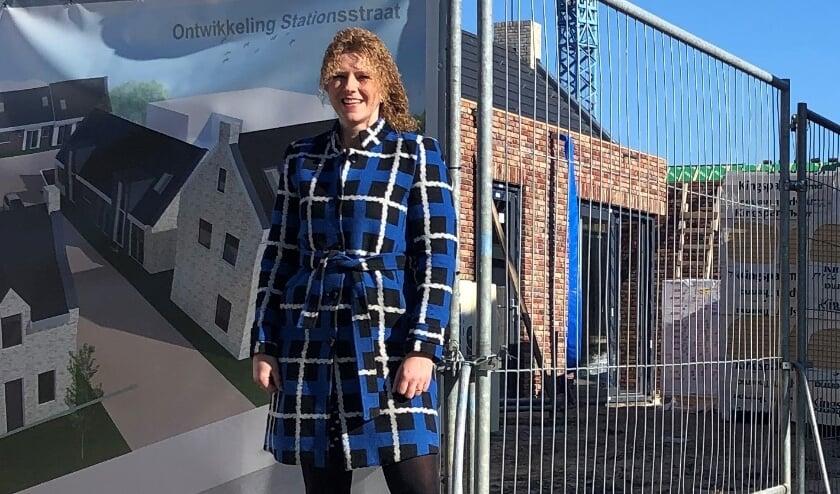 <p>Inge van Dijk, nummer 4 van CDA, wil meer woningbouw in Land van Cuijk</p>