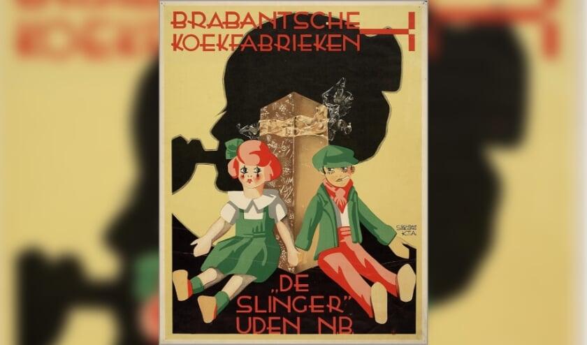<p>Poster van de Slingerkoek.</p>