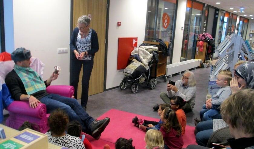 <p>Po&euml;ziedag voor jong en oud in de bibliotheek, georganiseerd door Schrijverscollectief Meierij.</p>