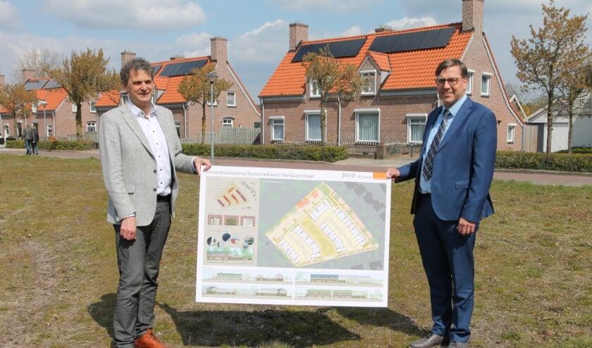 <p>Jan van Vucht en Franko van Lankvelt.</p>