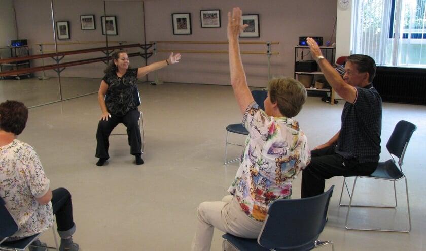 Dansend in balans, een nieuwe bewegingsvorm voor een speciale groep mensen.