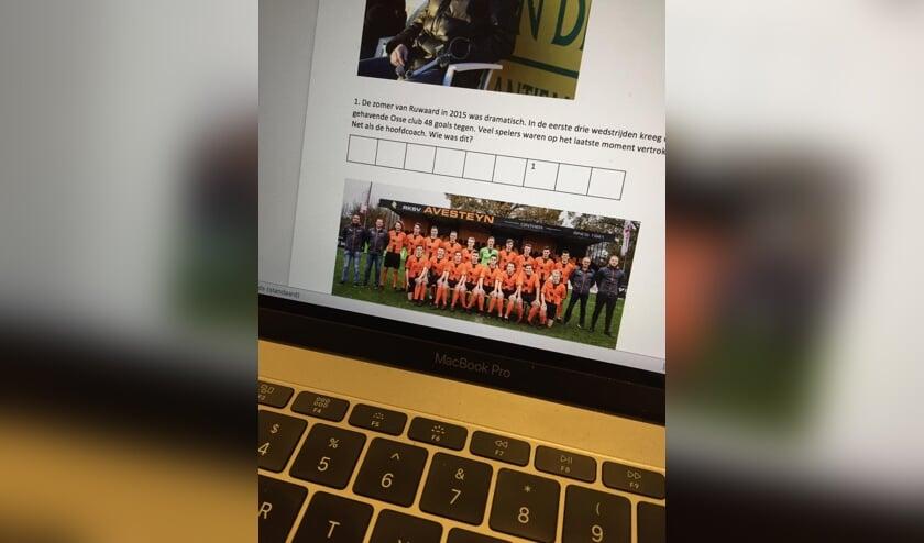 Afgelopen zaterdag vond de eerste editie van de Kliksport Voetbalquiz plaats.