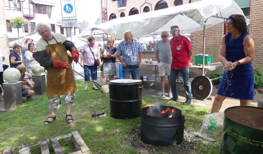 <p>Het Genneps Kunstfestival vormt al jaren een belangrijk en goed bezocht onderdeel van het SumMmertimeprogramma. </p>