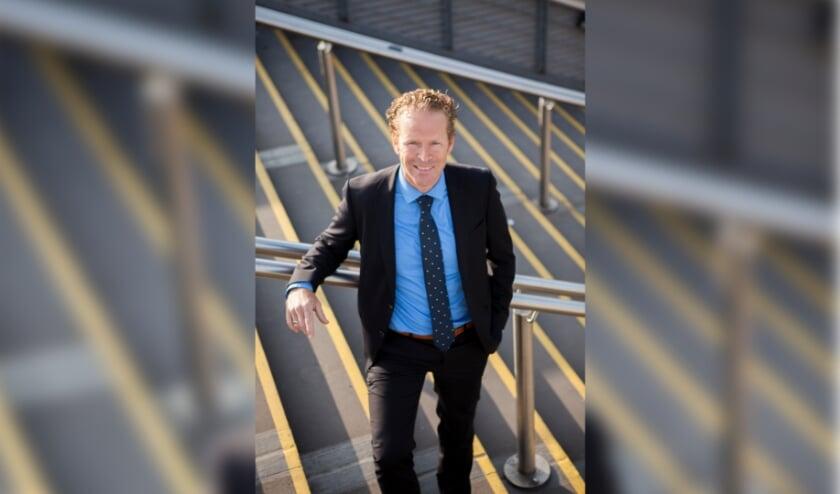 Jeroen Donders is benoemd tot rector van Het Hooghuis.