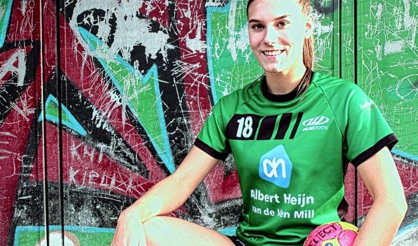 <p>Handbalster Eef Toonen (16) verruilt deze zomer MHV&#39;81 voor Eredivisieclub V&L in Geleen.</p>