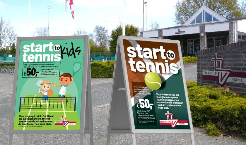 <p>Je krijgt tien tennislessen van een professionele trainer.</p>