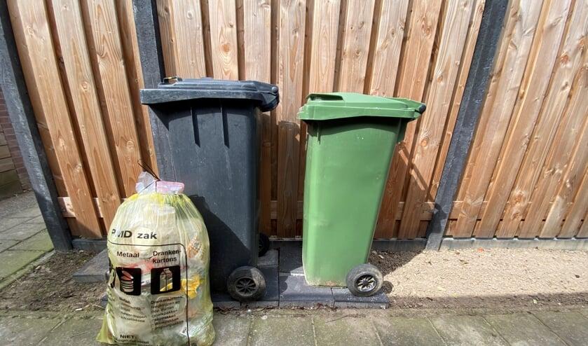 Afval inzamelen in Mook en Middelaar gaat per 11 januari veranderen.
