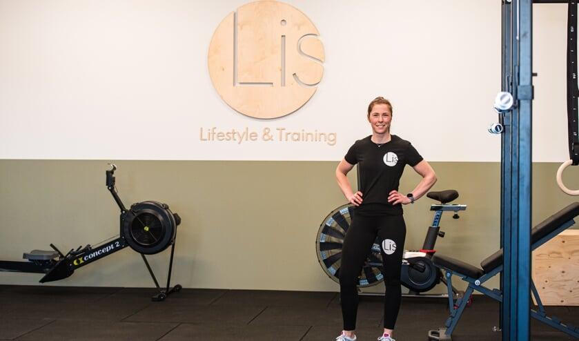 <p>Vanuit haar nieuwe sportschool aan de Molenstraat wil Lis heel Sint Anthonis in beweging krijgen.</p>