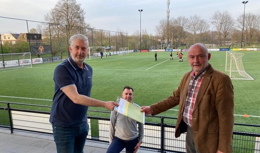 <p>Maarten van Vugt ondertekende contract voor onbepaalde tijd bij Margriet</p>