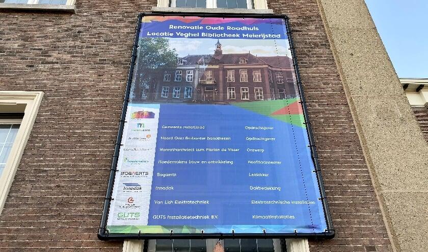 <p>Het iconische Raadhuis wordt gerenoveerd door partijen buiten Veghel, sterker nog er komt geen een bedrijf uit Meierijstad.</p>