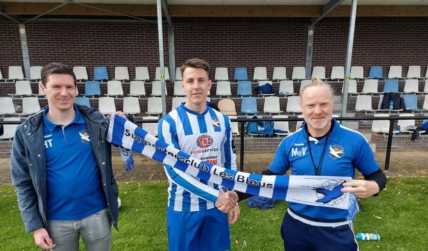 <p>Jeroen Thoonen maakt de overstap naar VV De Zwaluw.</p>