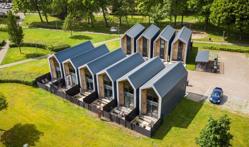 Voorbeeld tiny house: De Heijmans One