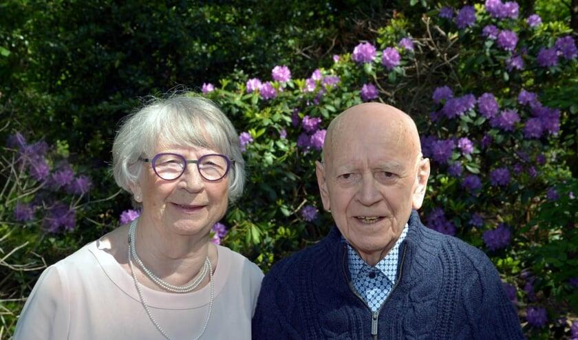 <p>Het paar leerde elkaar kennen op een feest in Breda. (tekst + foto: Henk Lunenburg)</p>