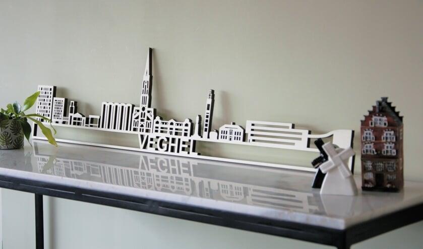 <p>De Veghelse skyline is af.&nbsp;</p>