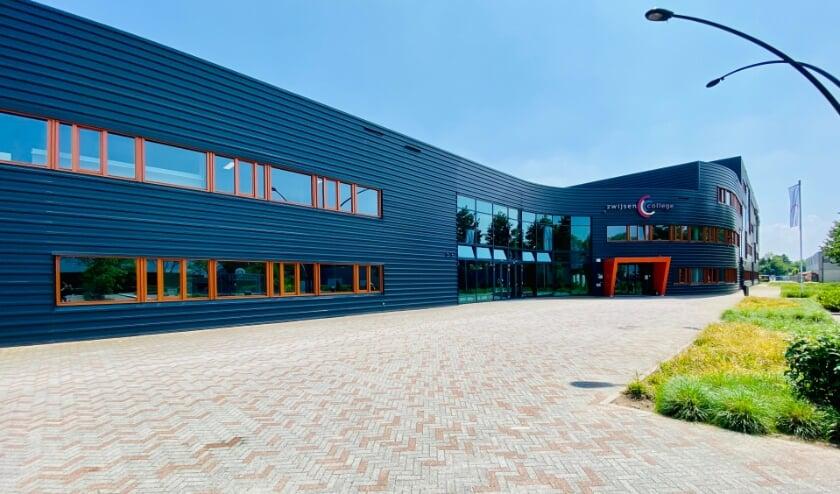 <p>Het Zwijsen College in Veghel.</p>