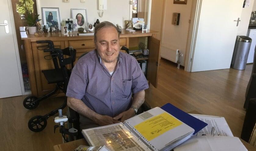 <p>Allard Kooijmans is mede-oprichter en erevoorzitter van VCA, die 60 jaar bestaat.</p>