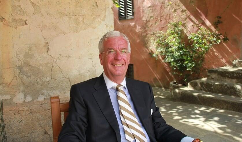 <p>De huidige eigenaar van KVDG Bèr van Dieperbeek.</p>